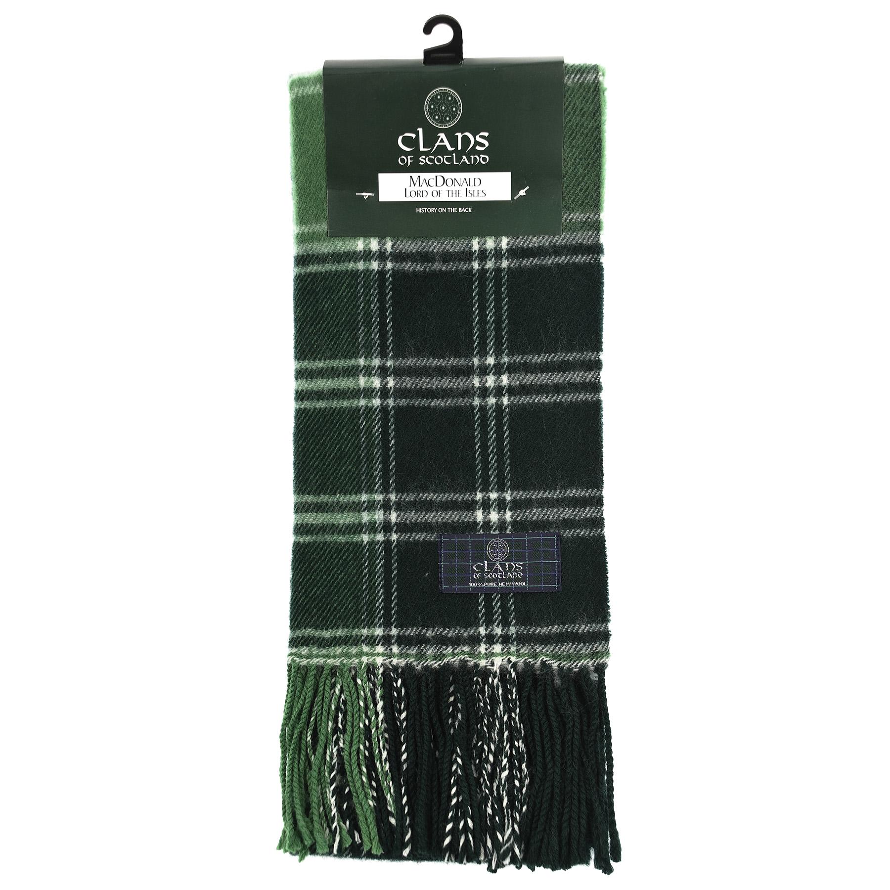 9f8b656e5557 Echarpe tartan laine echarpe noire et blanche femme