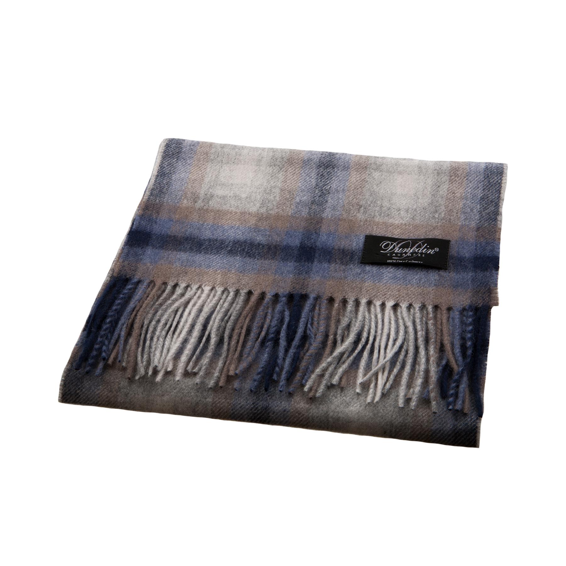 dunedin 100 cashmere multicolor scottish tartan scarves