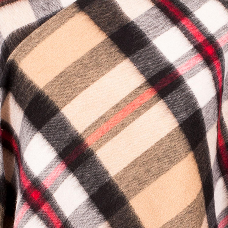 Hos laine d agneau collection écossais tartan multicolore couverture ... 9a7d3d465e7