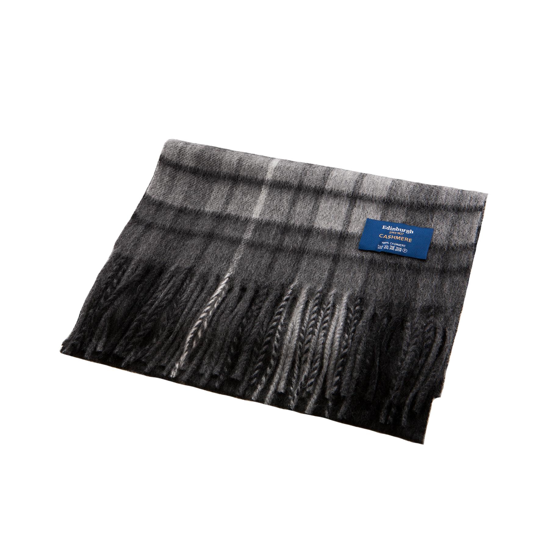 edinburgh 100 cashmere blue label scottish tartan luxury