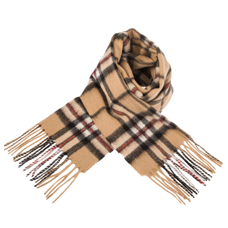Шотландский шарф своими руками 668